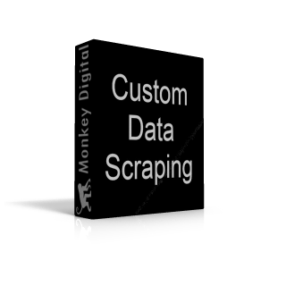 custom data scraping services